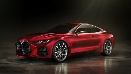 2019 BMW Concept 4 2