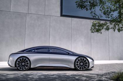 2019 Mercedes-Benz Vision EQS 3