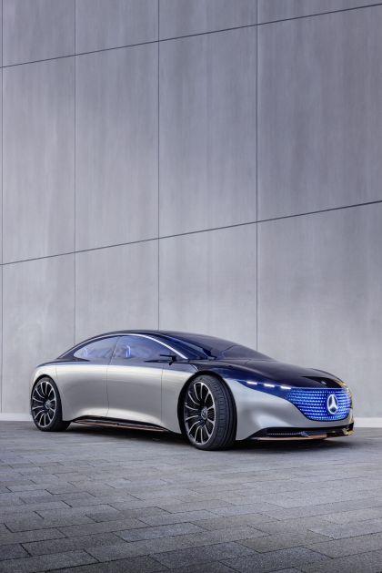 2019 Mercedes-Benz Vision EQS 4