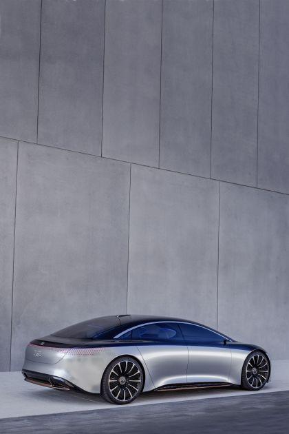 2019 Mercedes-Benz Vision EQS 5
