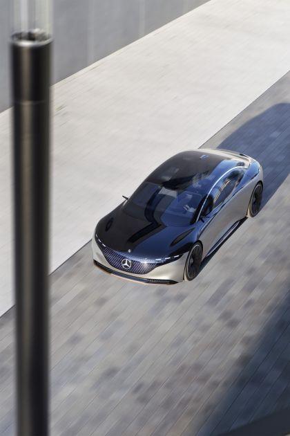 2019 Mercedes-Benz Vision EQS 6