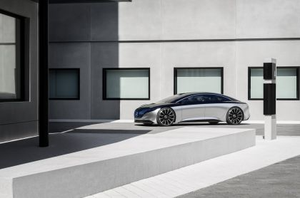 2019 Mercedes-Benz Vision EQS 7
