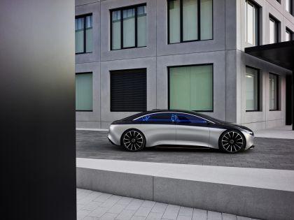 2019 Mercedes-Benz Vision EQS 8