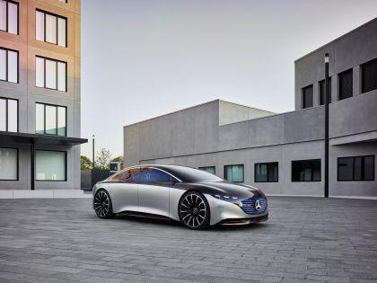 2019 Mercedes-Benz Vision EQS 10