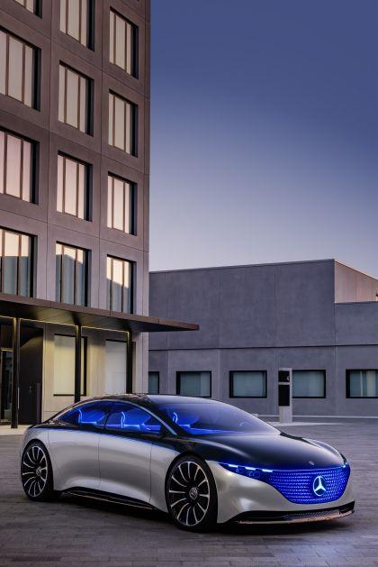 2019 Mercedes-Benz Vision EQS 11