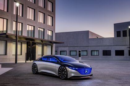 2019 Mercedes-Benz Vision EQS 12