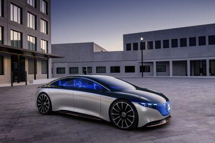 2019 Mercedes-Benz Vision EQS 13