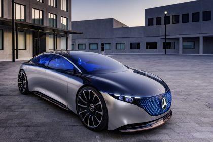 2019 Mercedes-Benz Vision EQS 14