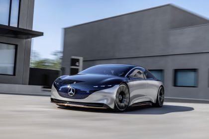 2019 Mercedes-Benz Vision EQS 15