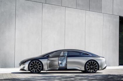 2019 Mercedes-Benz Vision EQS 19