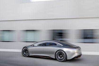2019 Mercedes-Benz Vision EQS 21