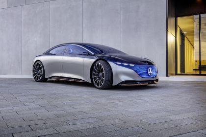 2019 Mercedes-Benz Vision EQS 24