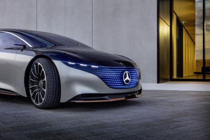 2019 Mercedes-Benz Vision EQS 25