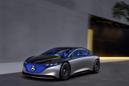 2019 Mercedes-Benz Vision EQS 27