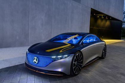 2019 Mercedes-Benz Vision EQS 28