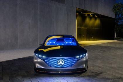 2019 Mercedes-Benz Vision EQS 30