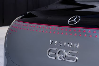 2019 Mercedes-Benz Vision EQS 38