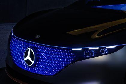 2019 Mercedes-Benz Vision EQS 40