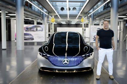 2019 Mercedes-Benz Vision EQS 43