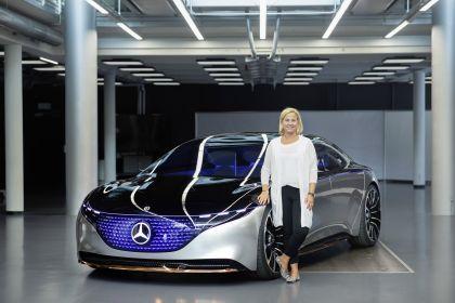 2019 Mercedes-Benz Vision EQS 44