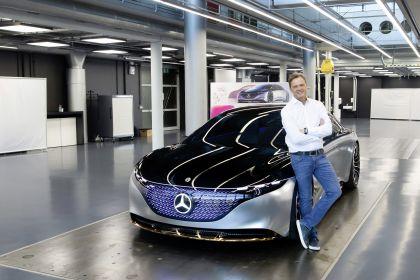2019 Mercedes-Benz Vision EQS 45