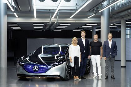 2019 Mercedes-Benz Vision EQS 46