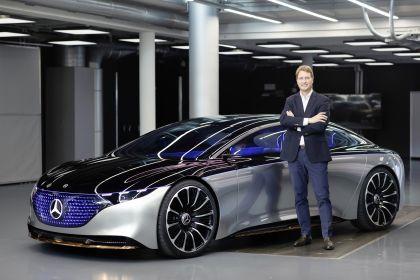 2019 Mercedes-Benz Vision EQS 47