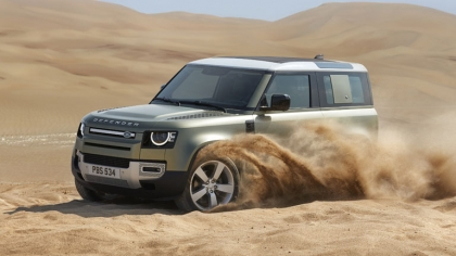 2020 Land Rover Defender 90 6