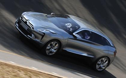 2008 Citroën Hypnos hybrid crossover concept 2