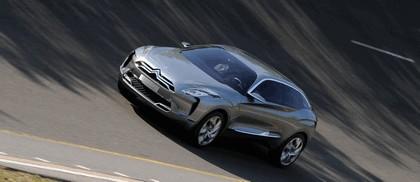 2008 Citroën Hypnos hybrid crossover concept 3