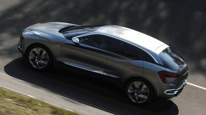 2008 Citroën Hypnos hybrid crossover concept 4