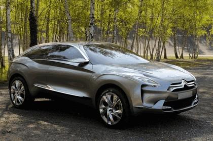 2008 Citroën Hypnos hybrid crossover concept 7