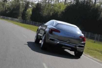 2008 Citroën Hypnos hybrid crossover concept 15