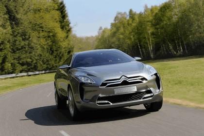2008 Citroën Hypnos hybrid crossover concept 21
