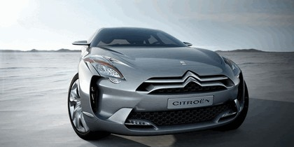 2008 Citroën Hypnos hybrid crossover concept 34