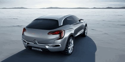2008 Citroën Hypnos hybrid crossover concept 40