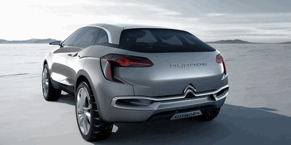 2008 Citroën Hypnos hybrid crossover concept 41