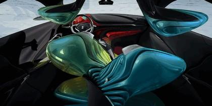 2008 Citroën Hypnos hybrid crossover concept 54