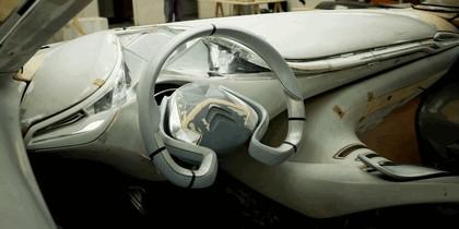2008 Citroën Hypnos hybrid crossover concept 74