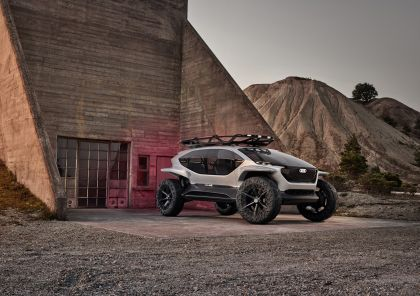 2019 Audi AI Trail quattro concept 1