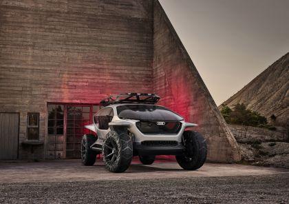 2019 Audi AI Trail quattro concept 2
