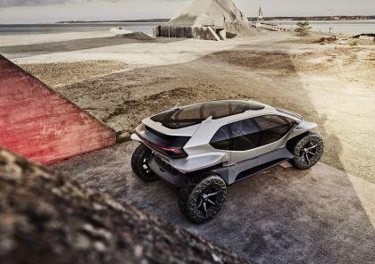 2019 Audi AI Trail quattro concept 7