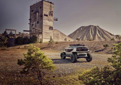 2019 Audi AI Trail quattro concept 12