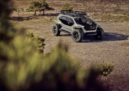2019 Audi AI Trail quattro concept 14