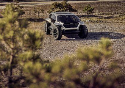 2019 Audi AI Trail quattro concept 16