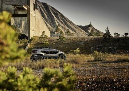 2019 Audi AI Trail quattro concept 20