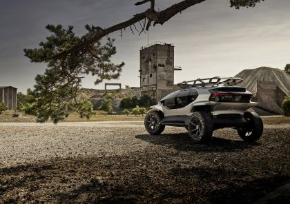 2019 Audi AI Trail quattro concept 26