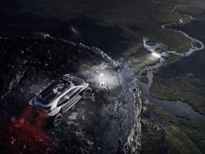 2019 Audi AI Trail quattro concept 28