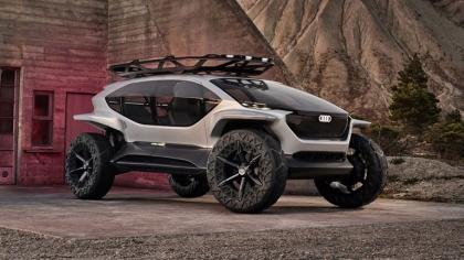 2019 Audi AI Trail quattro concept 5