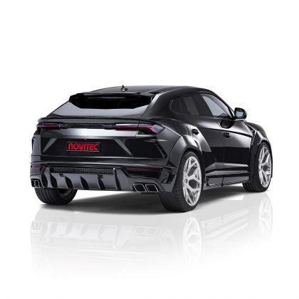 2019 Lamborghini Urus by Novitec 3